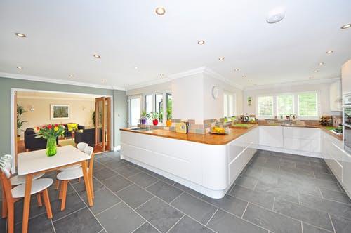 Low cost modular kitchen